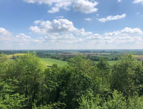 Uitzicht vanaf de Eltenberg