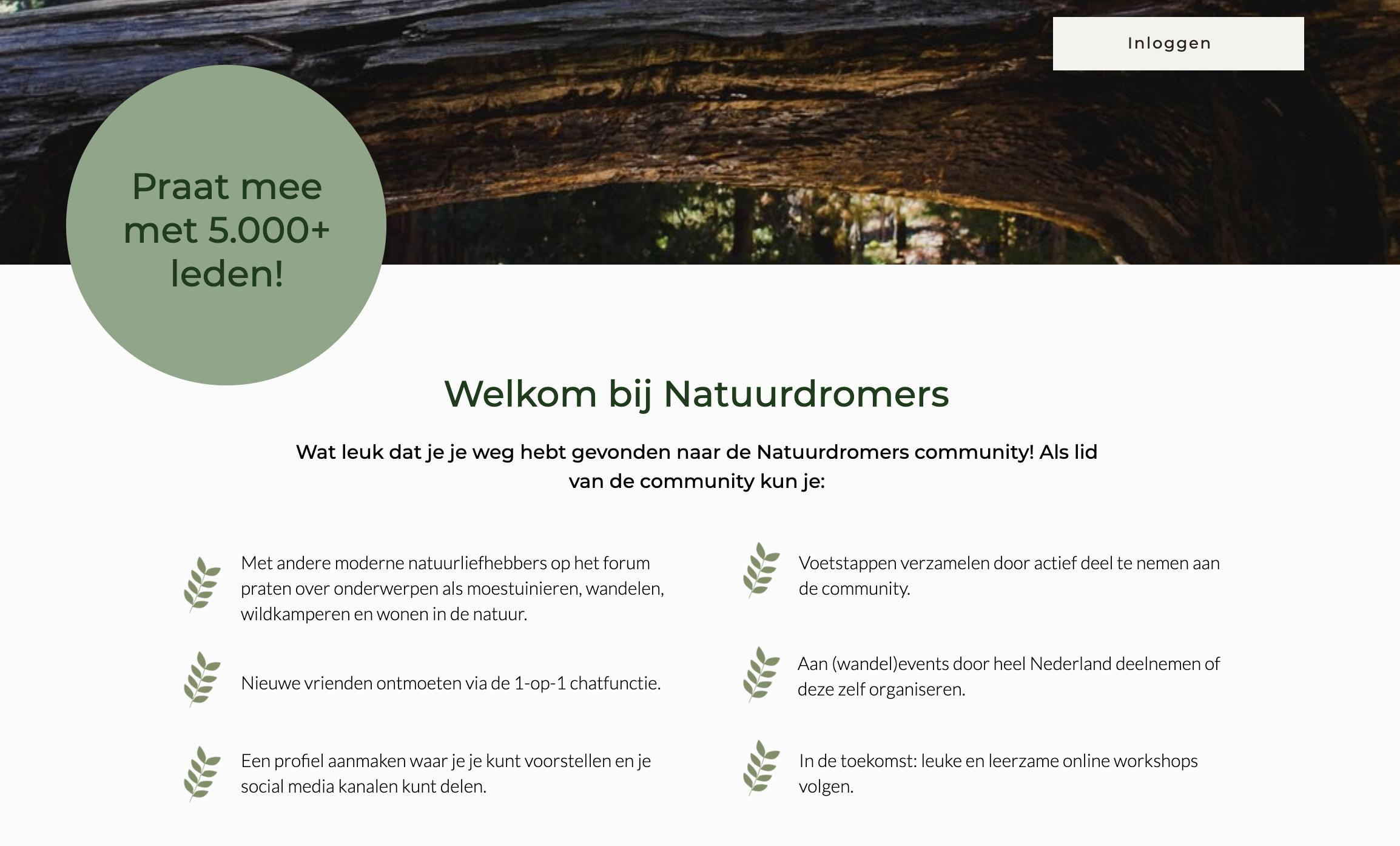 Natuurdromers.nl