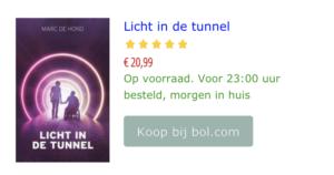 Recensie Marc de Hond - Licht in de tunnel