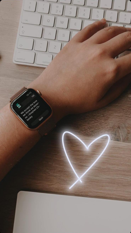 Apple Watch weer terug