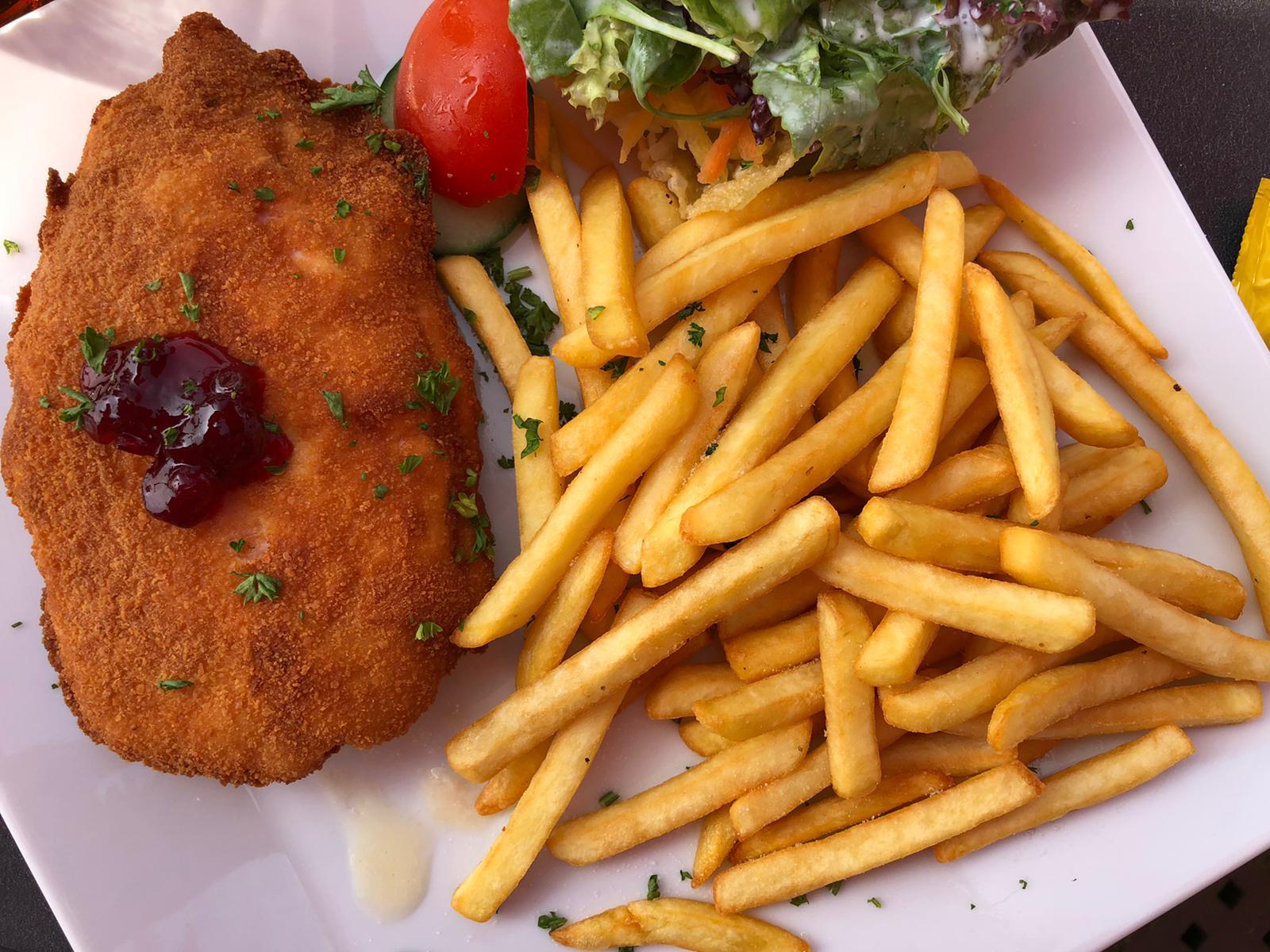 Schnitzel in Emmerich