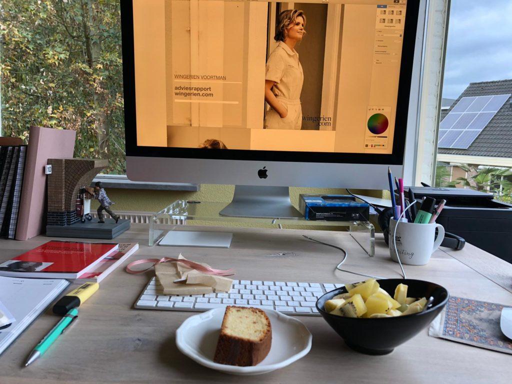 Copy koffie — adviesrapport websiteverbetering maken